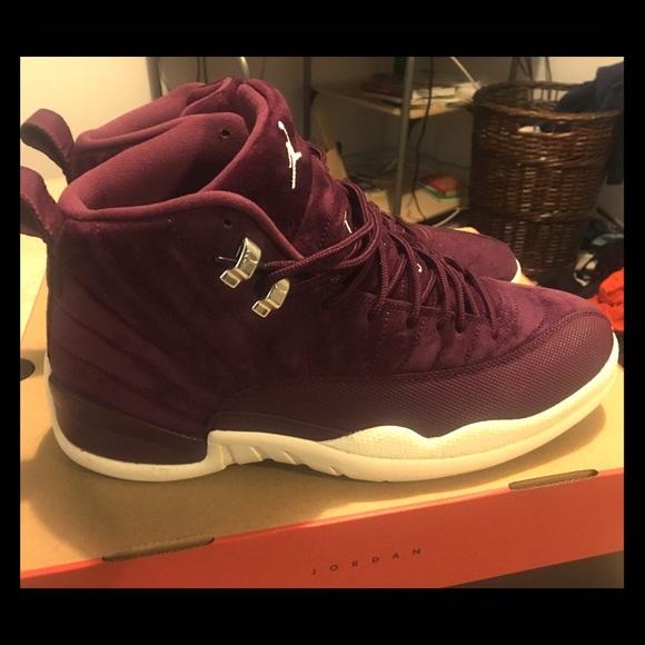 0ed6c94f59b Jordan Shoes | Air 12 Xii Bordeaux Size 12 W Original Box | Poshmark